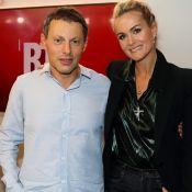 Laeticia Hallyday retrouve Marc-Olivier Fogiel, après une folle soirée