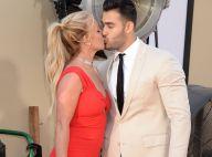 Britney Spears et Sam Asghari, canons et amoureux pour leur premier tapis rouge