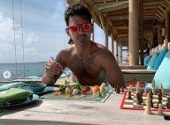 Sophie Turner et Joe Jonas : Photos de leur lune de miel mémorable aux Maldives