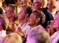 Carla Bruni en concert : Nicolas Sarkozy, spectateur transi pour la soutenir