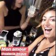 Rachel Legrain-Trapani et Valérie Bègue à Paris, en pleine canicule, le 23 juillet 2019.