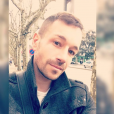 Phil Storm souriant sur Instagram, le 7 mars 2019