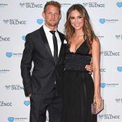 Jenson Button papa pour la première fois : sa fiancée Brittny Ward a accouché