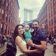 Eva Longoria et son fils Santiago sur Instagram.