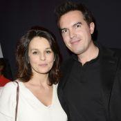 Faustine Bollaert : Rare photo de son mari Maxime Chattam et leur fils, Peter
