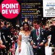 """Stéphanie de Monaco dans """"Point de vue"""", en kiosques le 31 juillet 2019."""