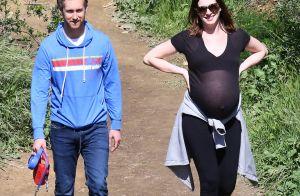 Anne Hathaway enceinte : son