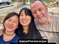 """Laeticia Hallyday : Poignant message à Jean Reno, son """"homme de coeur"""""""