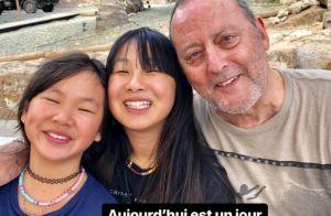 Laeticia Hallyday : Poignant message à Jean Reno, son