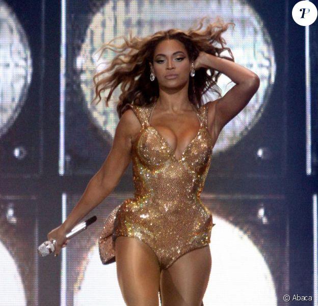 Beyoncé Knowles a tout donné hier soir à Ft Lauderdale