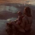 Diane Kruger et sa fille pour la fête des Mères anglo-saxonne - 12 mai 2019