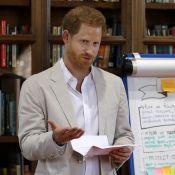 Prince Harry : Pieds nus pour un discours secret devant Katy Perry ?
