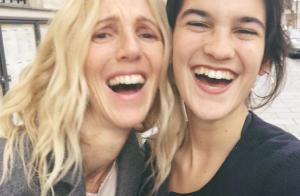 Sandrine Kiberlain, sa fille Suzanne a quitté le nid :