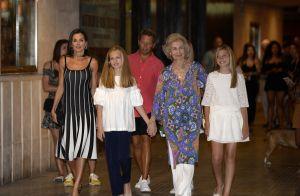 Letizia d'Espagne : Soirée danse classique avec ses filles et la reine Sofia