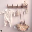 La chanteuse Alizée, enceinte de Grégoire Lyonnet, prépare l'arrivée de leur fille. Août 2019.