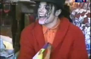 Michael Jackson : découvrez le King of Pop drôle, enjoué et heureux comme vous ne l'avez jamais vu ! Regardez !