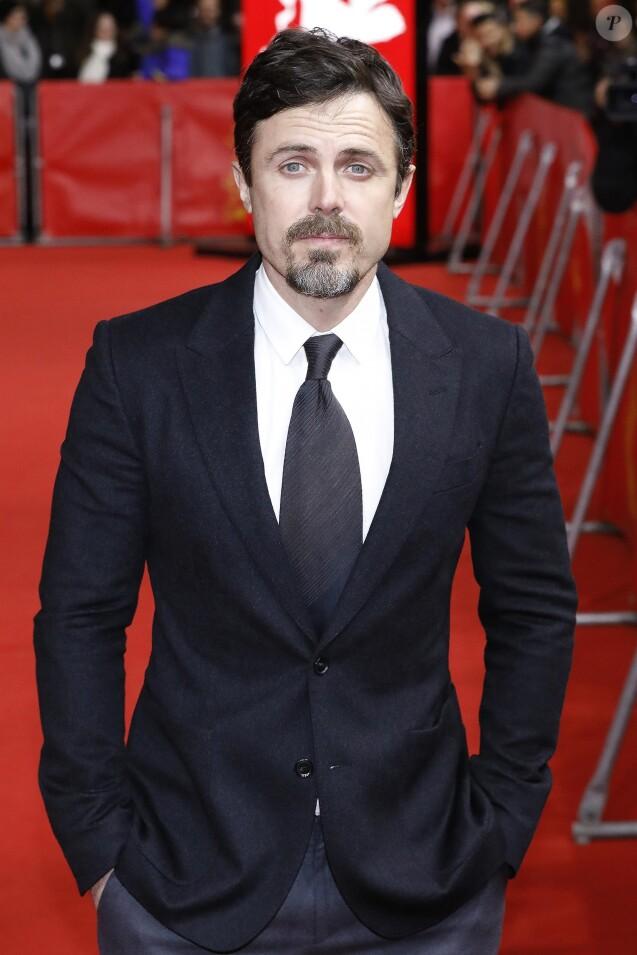 """Casey Affleck - Les célébrités posent lors du tapis rouge du film """"Light of my life"""" à l'occasion du 69ème festival du film de Berlin le 8 février, 2019"""