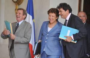 Roselyne Bachelot : avec elle, le conseil des Ministres, c'est... une bonne partie de rigolade !