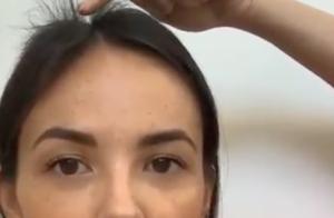 Agathe Auproux guérie du cancer : ses cheveux repoussent mal, son appel à l'aide