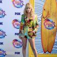 Taylor Swift aux Teen Choice Awards 2019 à Hermosa Beach, le 11 août 2019.