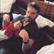 Samuel Le Bihan absent du 1er anniversaire de sa fille Emma-Rose ?