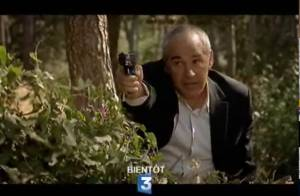 Découvrez la bande-annonce de la nouvelle série policière de France 3 avec Jérôme Anger !