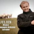 Julien, dans  L'amour est dans le pré 2016 , le lundi 11 janvier 2016 sur M6.