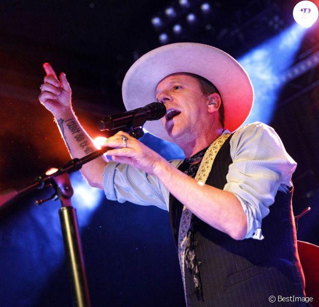 Kiefer Sutherland en concert à Cologne le 7 juin 2018.07/06/2018 - Cologne