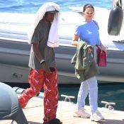 Kylie Jenner et Travis Scott : En pyjamas à Monaco