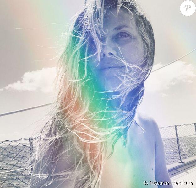 Heidi Klum sur Instagram.