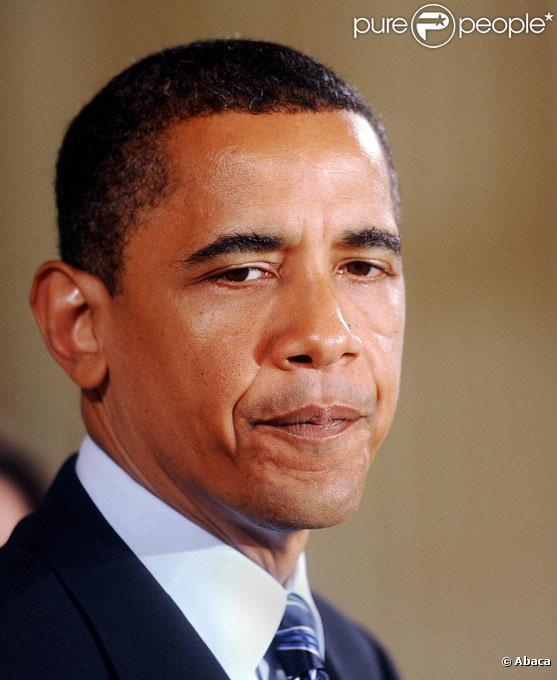 Barack Obama en juin 2009