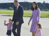 Kate Middleton et William à bord d'un vol low-cost avec leurs enfants