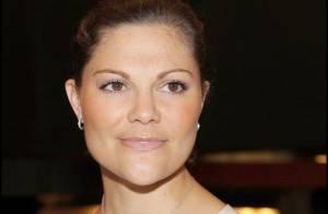 Victoria de Suède, une vraie star de cinéma !