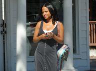 Christina Milian enceinte : Radieuse avec son petit ventre, sans M. Pokora