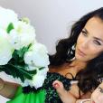 Julie Ricci avec Gianni sur Instagram, le 1er août 2019