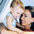 Julie Ricci complice avec Gianni sur Instagram, le 30 juillet 2019