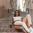 Julie Ricci pose sur Instagram, le 16 juin 2019