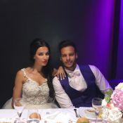 Julie Ricci de nouveau mariée à PJ: incroyables robes pour une belle célébration