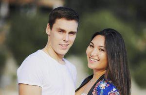 Louis et Marie Ducruet mariés : leur baiser de cinéma dévoilé, un mois après