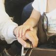 Carla Bruni et sa fille Giulia sur Instagram.