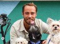 James Middleton : Bronzé et velu, il surfe avec ses adorables chiens