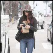 Megan Fox tout en simplicité, elle est encore une fois... ravissante !