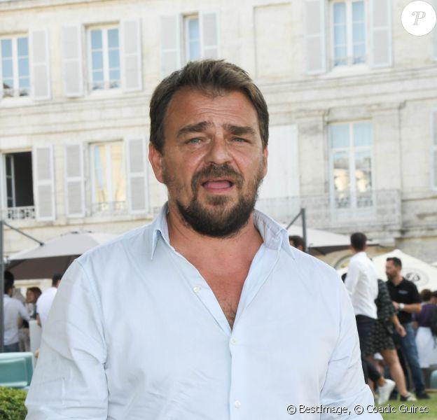 Thierry Godard lors de la 12ème édition du festival du Film Francophone d'Angoulême, France, le 23 août 2019. © Coadic Guirec/Bestimage