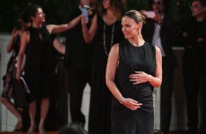 Bar Refaeli enceinte : Première apparition publique à la Mostra de Venise