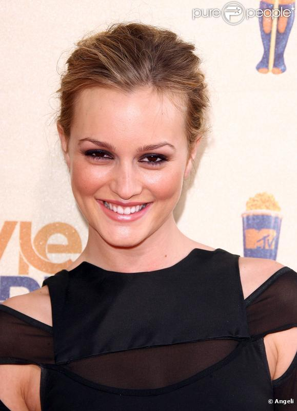 L'actrice Leighton Meester