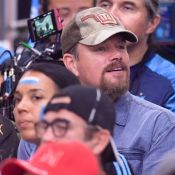 Matt Damon dans les tribunes du Vélodrome, sa présence inattendue surprend