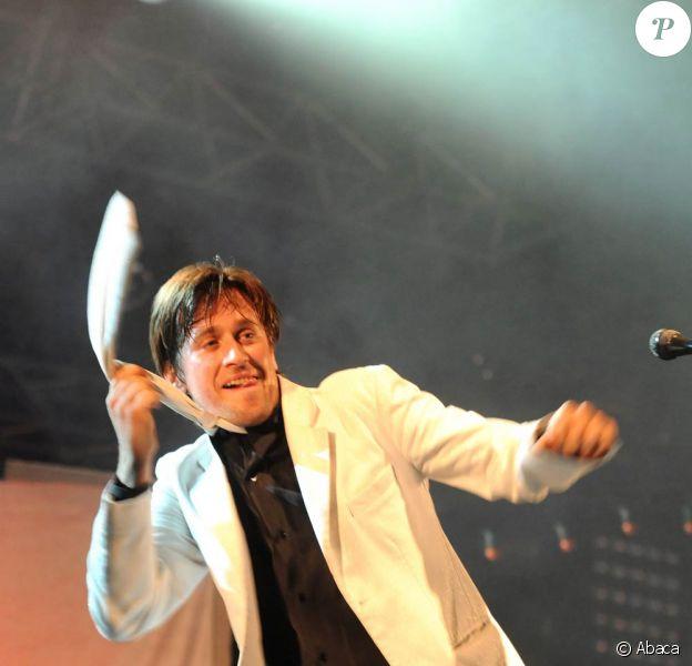 Thomas Dutronc au Furia Sound Festival 2009