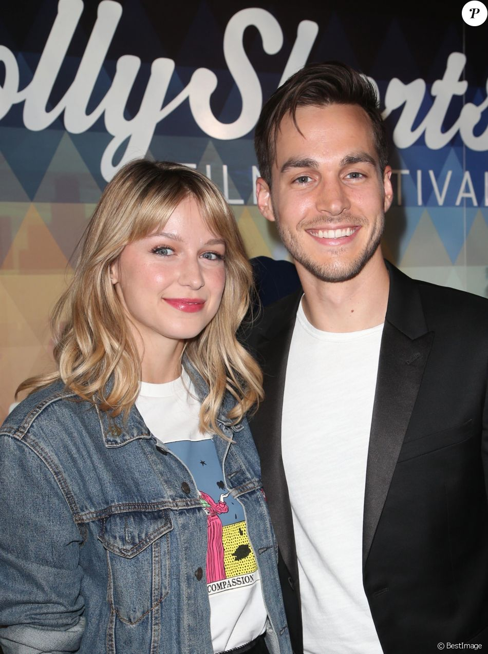 Melissa Benoist, Chris Wood - Les célébrités assistent à la 15ème édition du Festival de Film 'Qualifying HollyShorts' au théâtre TCL Chinese 6 à Hollywood, le 8 août 2019.