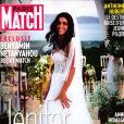 """Jenifer a célébré son mariage avec Ambroise en Corse le 21 août 2019. En couverture du magazine """"Paris Match"""" le 5 septembre, elle se dévoile divine en robe de mariée."""