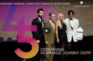 Johnny Depp : Son tendre message à Vanessa Paradis et leurs enfants